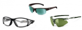 Tennis and Racquet Sport Glasses