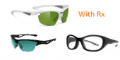 Tennis/Racquet Sports Glasses with Prescription