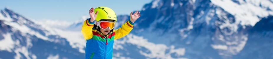 Kids Ski and Snowboard Goggles