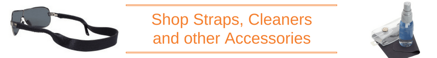 Straps, Cleaning Solutions, Holders and Other Accesssories