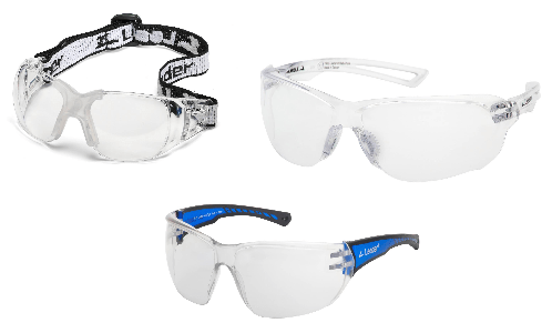 Protective Only Sports Goggles and Cages
