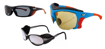 Mountain Climbing Glasses