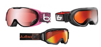 High Prescription Ski Goggles