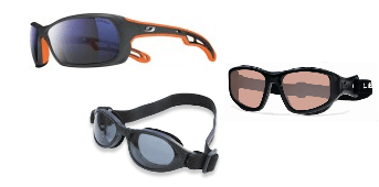 Water Sport Sunglasses & Goggles