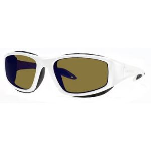 Liberty Sport Snowblazer Shiny Pearl White Snow Sunglasses