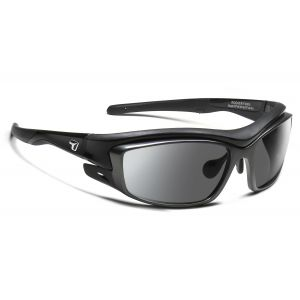 7Eye by Panoptx Rocker Black with Gray lenses