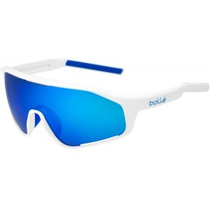 Bolle Shifter Sunglasses Shiny White/Brown Blue