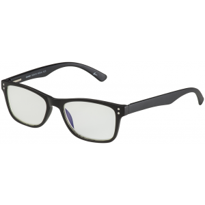 Blu-Bans CecilReading Glasses Brushed Black
