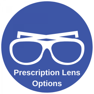 All prescription sunglass lens options