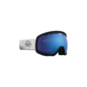 Spy Marshall 10 Barrel/HD Rose with Dark Blue Spectra snow goggles