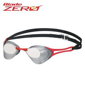 View V-127A Smoke/Dark Silver Mirror Swim Goggles