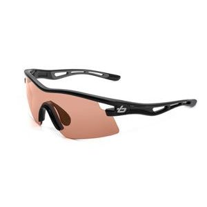Bolle Vortex Shiny Black/Photo Rose Prescription Sunglasses