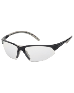 Hilco Pro Sport Glasses in Black/Flash Mirror