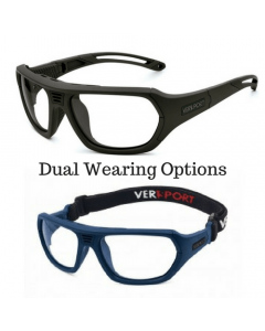 Versport Troy Dual wearing options