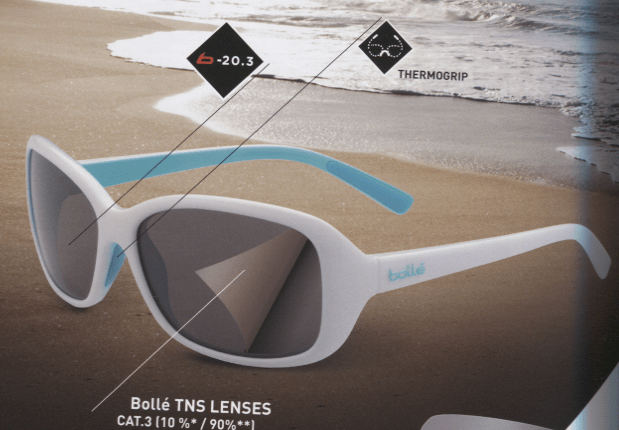 Bolle Kids sunglasses technology