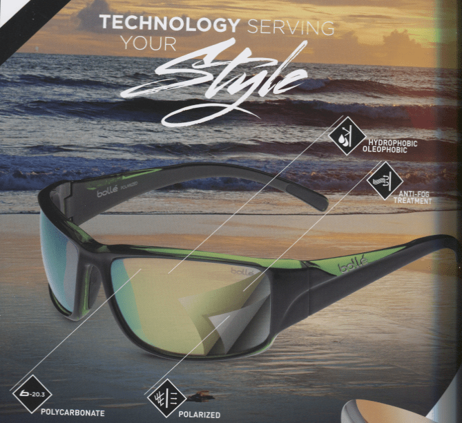 Bolle Lifestyle Sunglasses Technology