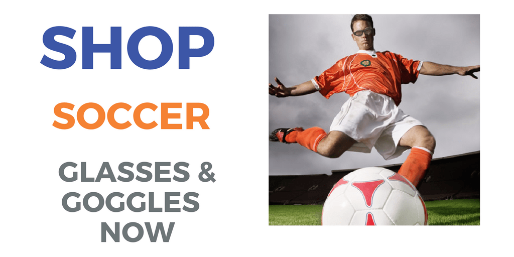 Soccer Glasses available with Prescription A Sight for Sport Eyes