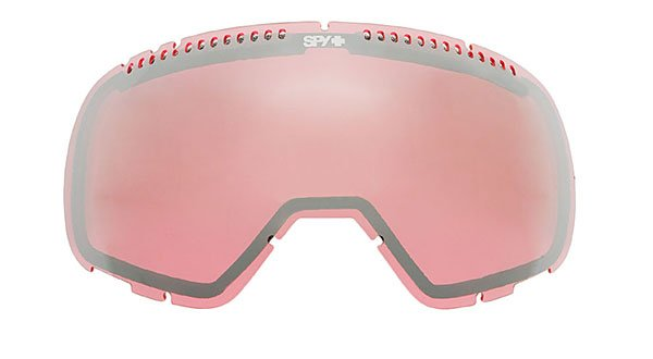 Spy Pink with Silver Mirror Lens