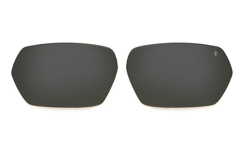 Spy Polarized Gray lenses