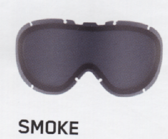 Uvex Smoke lenses