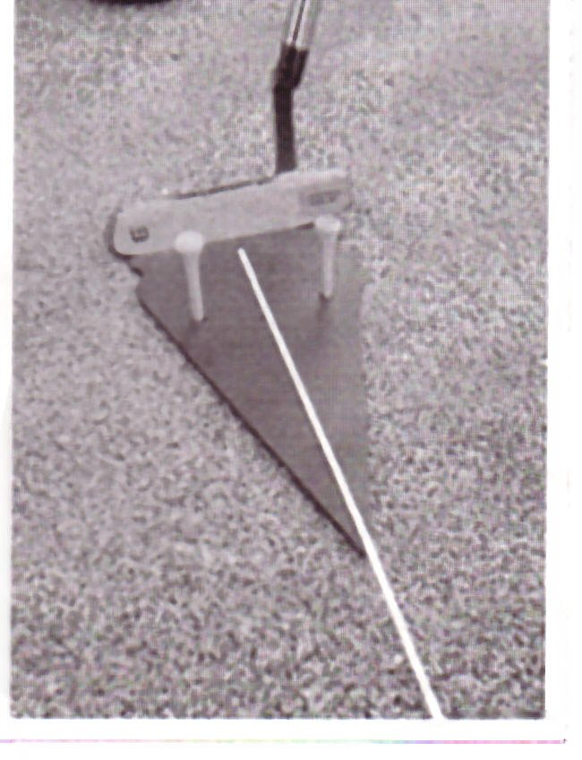 Triangle Putting System