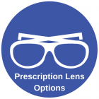 All RX lens options Base 8