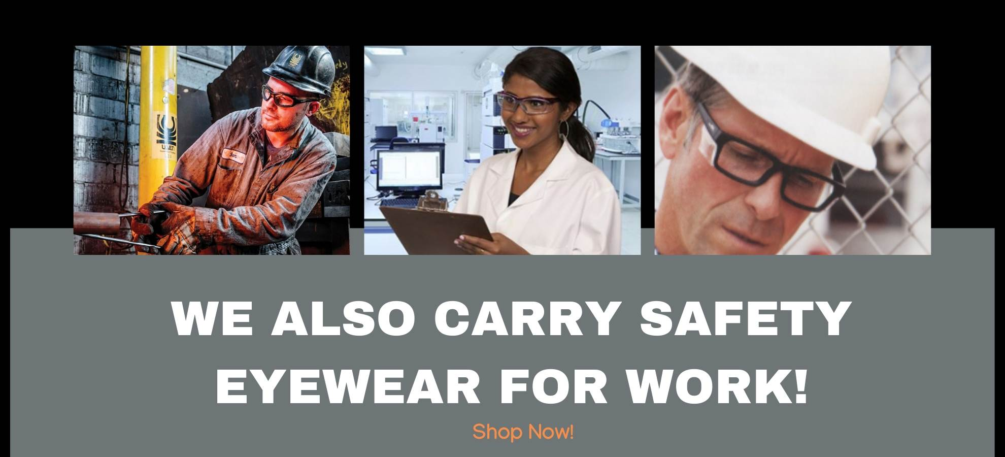 Safety Eyewear with prescription