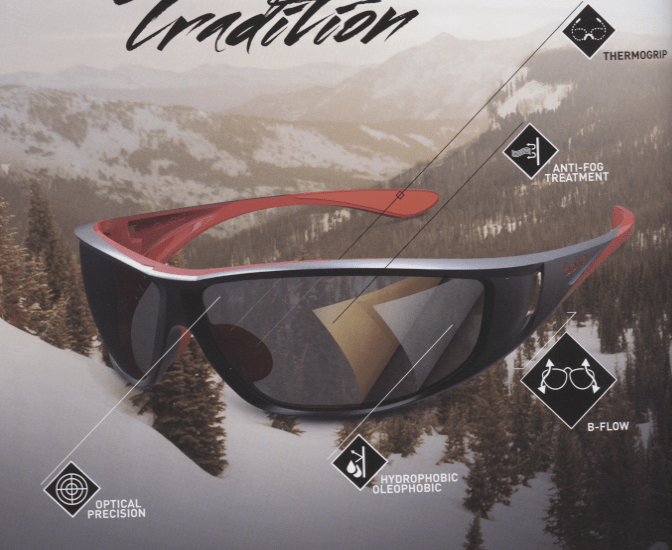 Bolle Outdoor Sunglasses Technology