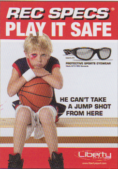 Rec-Specs Safety Message